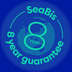 Stray current, electrolysis & rust prevented by SeaBis System, permanently.